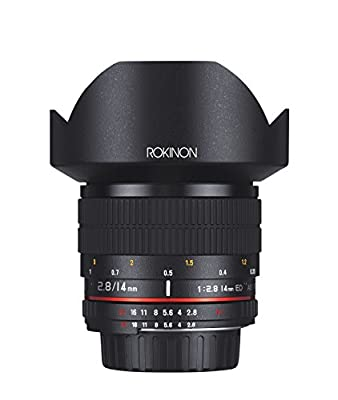 Rokinon 14mm F2.8 Ultra Wide Angle Lens
