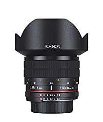 Rokinon 14mm F2.8 Ultra-Wide Lens for Canon