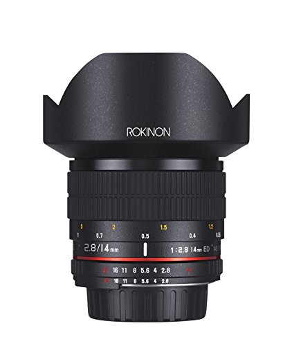 Rokinon FE14M-C 14mm F2.8 Ultra Wide Lens