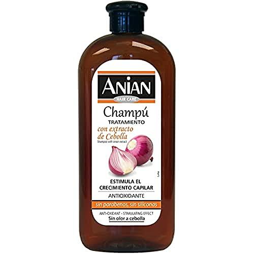 Anian Cebolla Champ Antioxidante & Estimulante, Neutro, 400 Mililitros