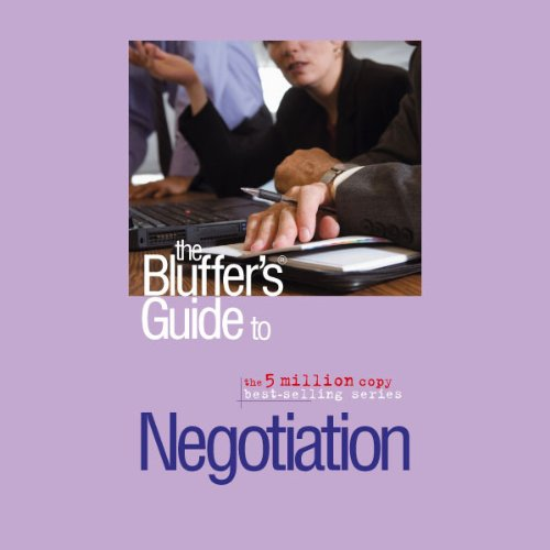 The Bluffer's Guide® to Negotiation audiobook cover art