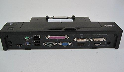 Dell E-Port Replicator Docking Station with 130W AC Adapter PR02X , P/N : PW380 Latitude E4200 , Latitude E4300, Latitude E5400, Latitude E5500 , Latitude E6400 , Latitude E6400 ATG, Latitude E6400 XFR , Latitude E6500, Precision M2400, Precision M4400 , Precision M6400