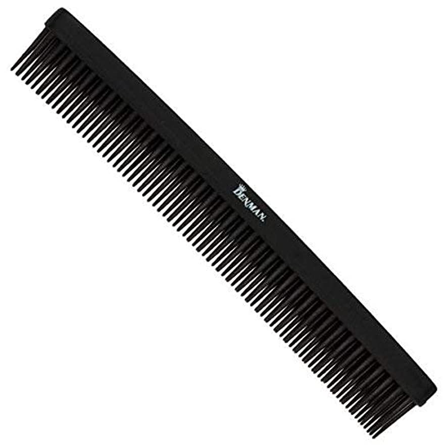 Denman Professional Three Row Mousse, d12 BLACK [並行輸入品]