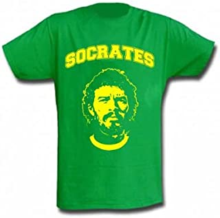 Socrates Brazilian Legend T-Shirt