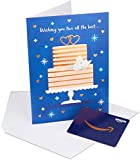 Gift Card is affixed inside a premium greeting card by American Greetings Gift amount may not be printed on Gift Cards Gift Card has no fees and no expiration date No returns and no refunds on Gift Cards Gift Card is redeemable towards millions of it...