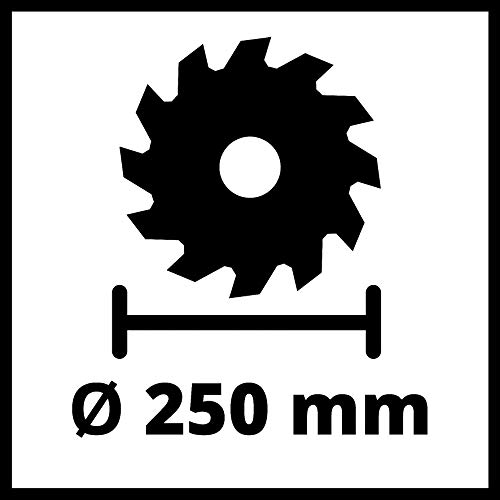 Einhell Tischkreissäge TC-TS 2025/2 U Test