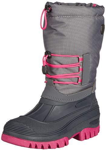 CMP Unisex-Erwachsene Ahto Bootsportschuhe, Grau (Asphalt U883), 41 EU