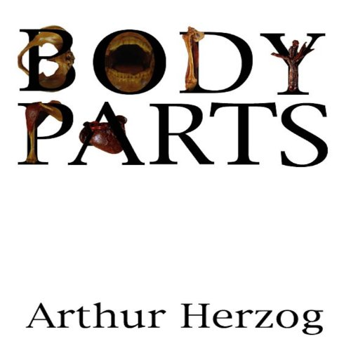 Body Parts: A Collection of Short Stories audiobook cover art