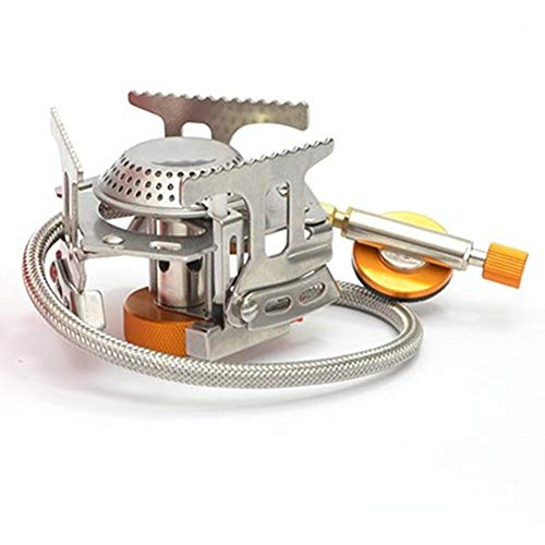 CPH20 Camping Stove Outdoor Portable Camping Gas Stove Thickened Split Windproof Burner