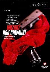 Mozart - Don Giovanni / Drabowicz, Youn, Schorg, Reijans, Kocherga, Bou, Martins, de Billy, Bieito (Gran Teatre del Liceu, Barcelona)