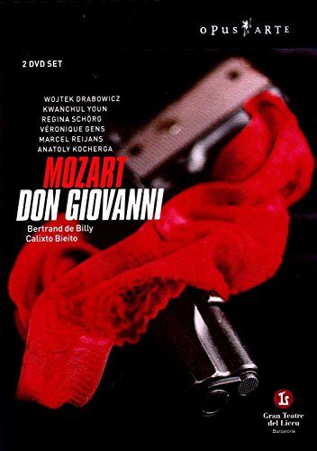 Mozart: Don Giovanni [2 DVDs]