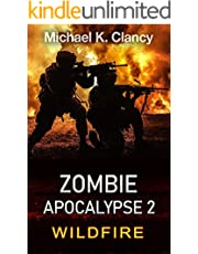 Zombie Apocalypse 2: WILDFIRE (English Edition)