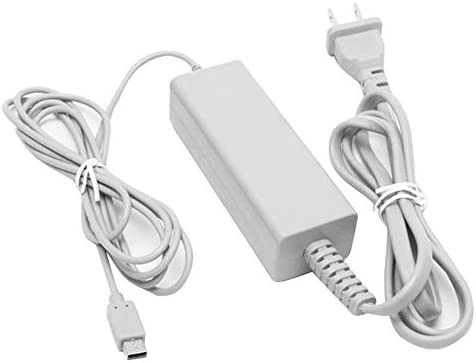 Gamepad Charger for Wii U AC Power Adapter Supply Charger for Nintendo Wii U Gamepad Remote product image