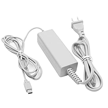 Gamepad Charger for Wii U AC Power Adapter Supply Charger for Nintendo Wii U Gamepad Remote Controller
