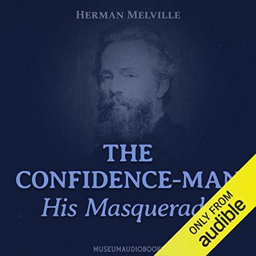 The Confidence-Man: His Masquerade cover art