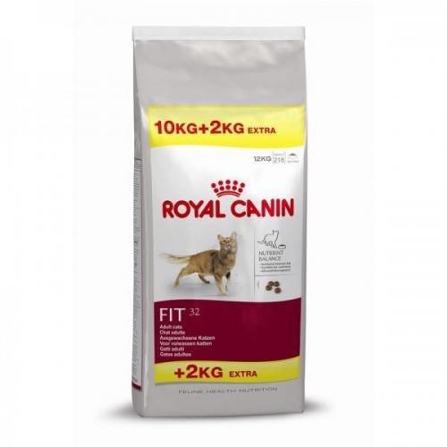 Royal Canin Feline Fit 32 10kg+2kg, Katzenfutter, Trockenfutter