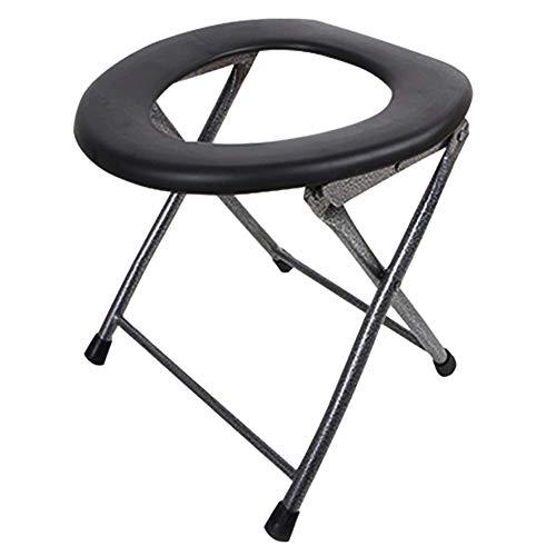 NANE Taburete de Camping Taburete Plegable retráctil Telescópico, sillas de Interior portátiles al Aire Libre para Acampar Festival