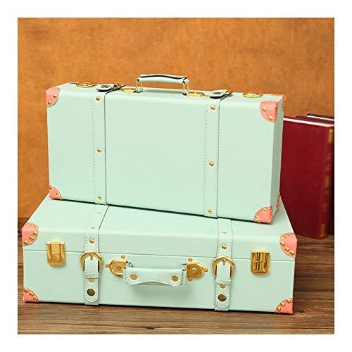 baúl vintage de la marca GYMEIJYG