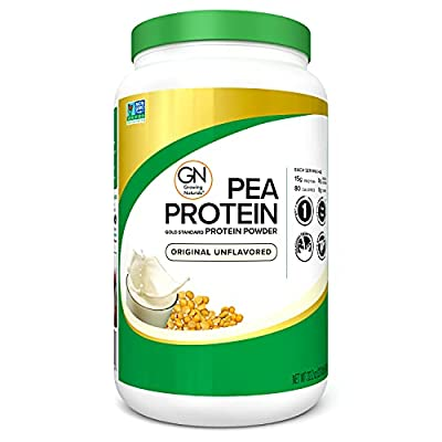 Growing Naturals Raw Yellow Pea Protein Original 912 grams by Growing Naturals