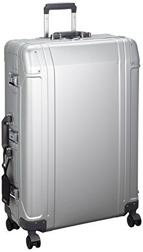 [ゼロハリバートン] スーツケース GEO Aluminum 3.0 保証付 95L 76 cm 8.3kg シルバー