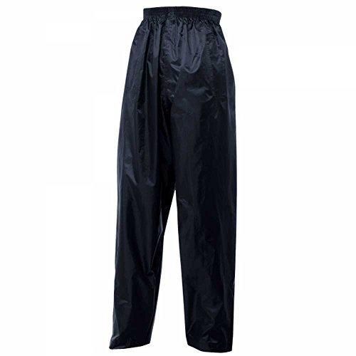 Regatta Kids' Stormbreak Trousers, Black, 9-10 Years