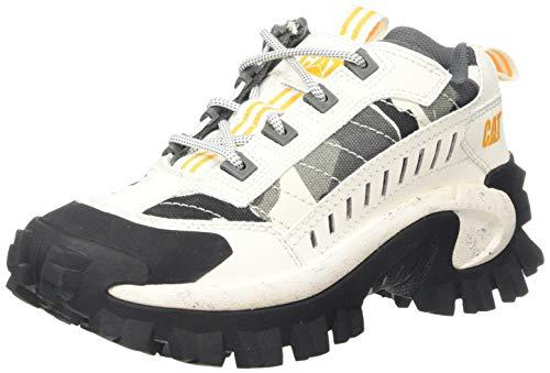 Caterpillar Unisex-Erwachsene Intruder Sneaker, weiß (Lilly White 001), 38 EU