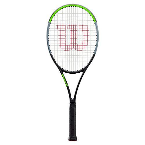 WILSON Blade 98 16x19 V7.0 Tour Racket Black