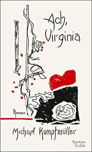 Buchseite und Rezensionen zu 'Ach, Virginia' von Kumpfmüller, Michael