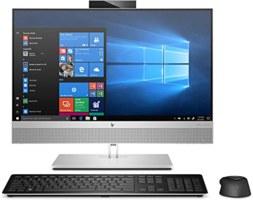 HP EliteOne 800 G6-60,5 cm (23.8') 1920 x 1080 Pixeles FHD - Intel Core i7 i7-10700 - 16 GB DDR4-SDRAM - 512 GB SSD - PC todo en uno - Windows 10 Pro - Plata