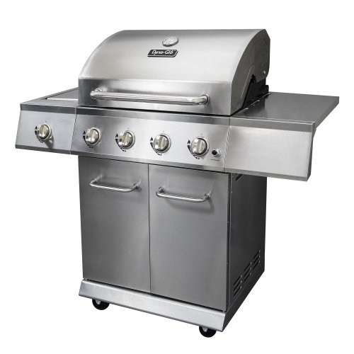 Dyna-Glo DGE 486SSP-D Series Stainless Steel Gas Grill Review