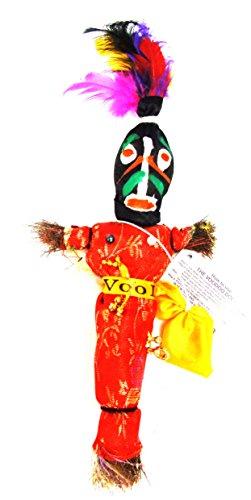Voodoo Doll Good Luck Power Money WEALTH PROSPER Revenge