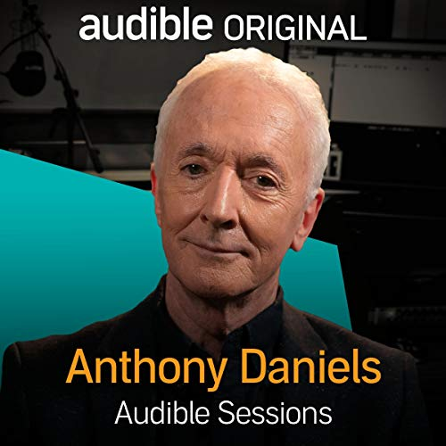 Anthony Daniels audiobook cover art