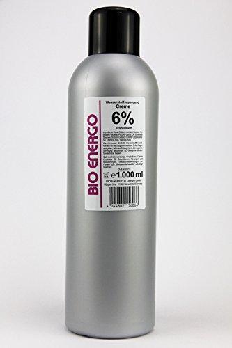 Bio Energo Universal Creme Oxydant H2O2 1000 ml, 6%