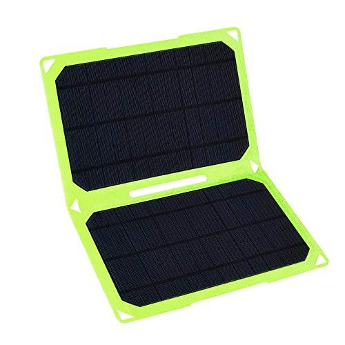 YYANG Solar Panel 14W5V2A Ladegerät Usb2 Folding Fashion Etfe Durable Outdoor Mobiles Ladegerät