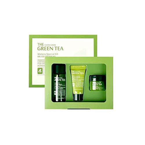 TONYMOLY The Chok Chok Green Tea Watery Special Kit