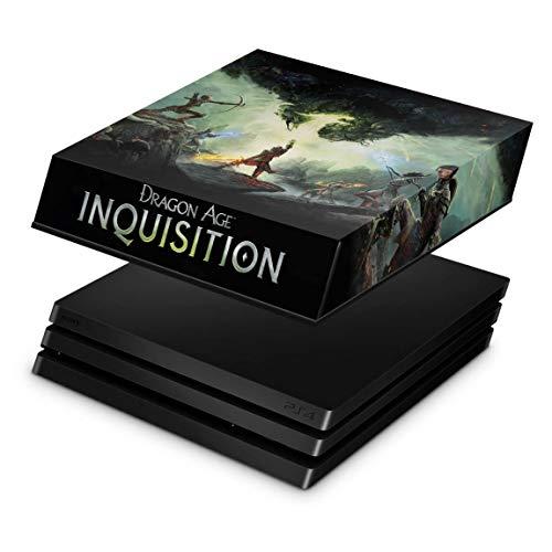Capa Anti Poeira para PS4 Pro - Dragon Age Inquisition