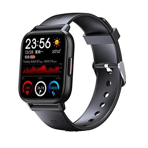 1,69 Pollici Smart Watch Temperature TEMPERATURITÀ Body TOUMWATRE TOUCHWATCH Smartwatch Donne Orologio per Monitor di Ossigeno Preciso 2021 PK P8,A