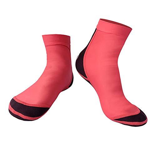 XIANGHUI Diving Socks - Calcetines de Buceo - Calcetines Profesionales de 1.5MM para Neopreno Buceo Material de Neopreno Equipo de Snorkel Botas