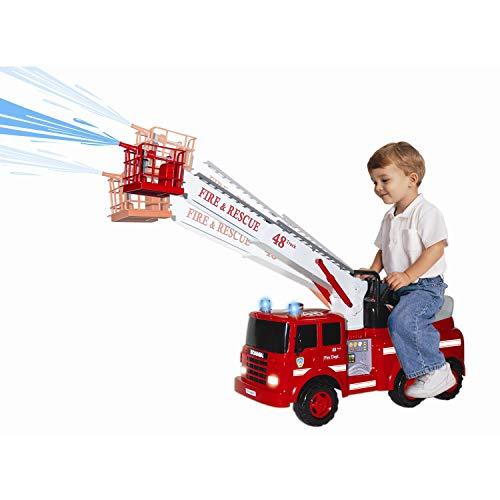 SKYTEAM Action Fire Engine...