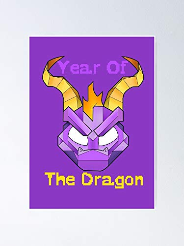 Situen Spyro Years of The Dragon Poster