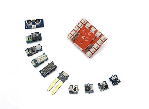 Seeedstudio-Grove Kit de Inicio para LaunchPad