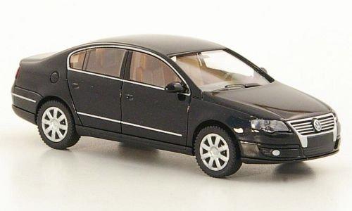 bester Test von kleinwagen automatik adac VW Passat (B6) Met Black 2005 Automodell abgeschlossen Modell Wicking 1:87
