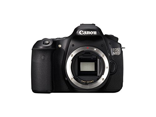 Canon EOS 60D Digital SLR Camera (Body Only) (Renewed)