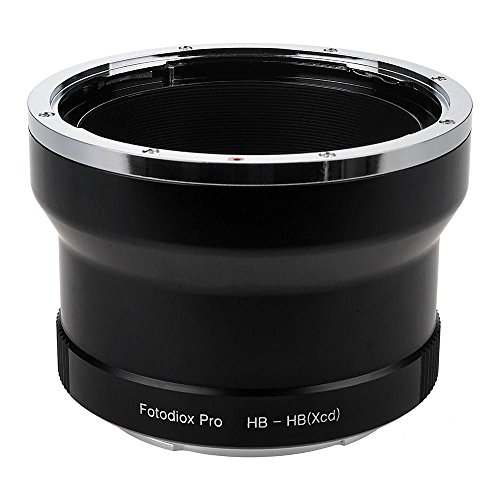 Fotodiox Pro Lens Mount Adapter, Hasselblad V-Mount SLR Lens to Hasselblad XCD Mount Mirrorless Digital Camera Systems (such as X1D-50c and more)