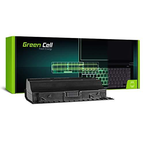 Green Cell Standard Serie A42 G75 Laptop Akku fur ASUS G75 G75V G75VW G75VX 8 Zellen 4400mAh 144V Schwarz