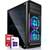 Intel Core i7-10700 - Ordenador de sobremesa (8 x 2,9 GHz, placa base ASUS 8 GB DDR4, 512 GB M2 y 1 TB de Nvidia RTX 2060, 6 GB 4K, Wi-Fi, Windows 10 64 bits) Adecuado para Office