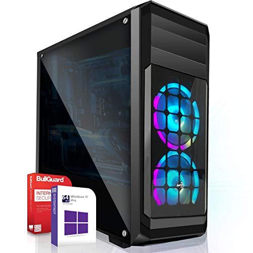 Intel Core i5-10400 6x2,9GHz Office-PC & Allround Rechner |Marken Board|16GB DDR4|256GB SSD|Nvidia GTX 1660 Ti 6GB 4K HDMI|WLAN|Win 10 64Bit|3 Jahre Garantie|geeignet für Office