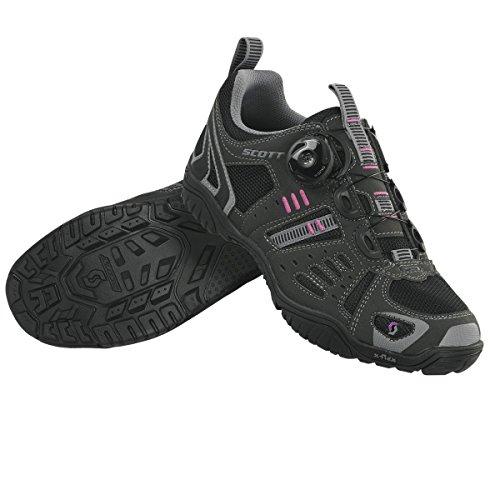 Scott Trail Boa Lady Damen Freizeit/Trekking Fahrrad Schuhe schwarz 2018: Größe: 38