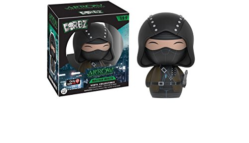 Dorbz: DC: Arrow: Malcom Merlin Exclusiva