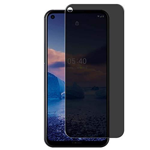 Vaxson Anti Spy Schutzfolie, kompatibel mit Nokia 5.4, Bildschirmschutzfolie Displayschutz Privatsphäre Schützen [nicht Panzerglas]